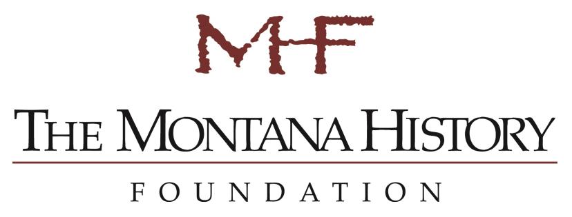 Image of The Montana History Foundation Logo